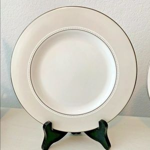 "kate spade NEW YORK Chapel Hill 2 8"" Salad Plates"